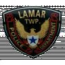 Lamar Township Police Department Badge