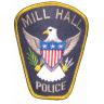 Mill Hall Borough Police Department Badge