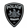 Renovo Police Department Badge